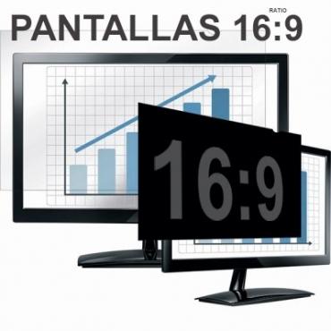 Filtros de privacidad Privascreen pantalla panoramica 16:9