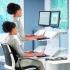 Estación de trabajo Sit&Stand Fellowes Lotus™