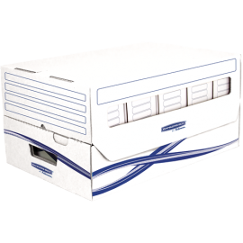 Maxi contenedor de archivos con ventanilla Bankers Box® Basic