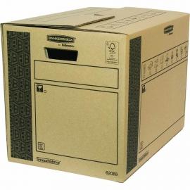 CAJA DE TRANSPORTE Y MUDANZAS EXTRA RESISTENTE CARGO BOX 3- 10 Unidades